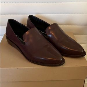 New Loafers (burgundy)